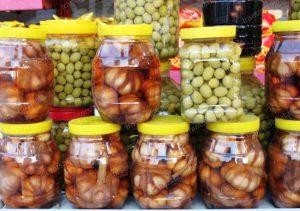فروش ترشی سیر صدفی در مازندران