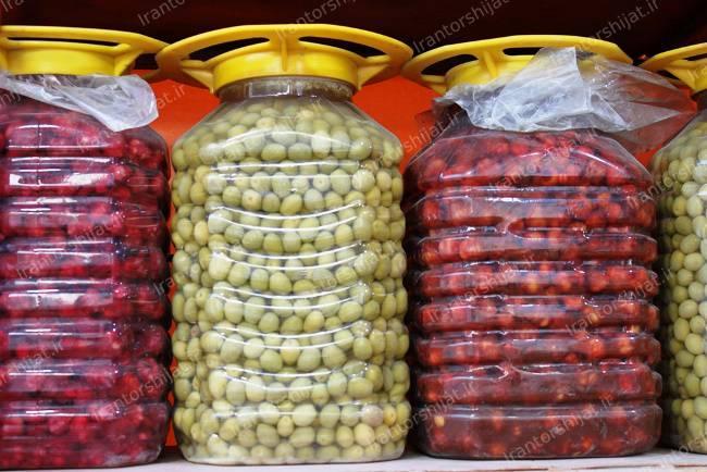 قیمت ترشی گل سیر